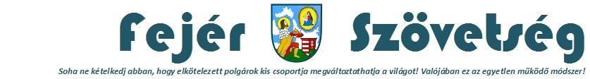 Fejér Szövetség honlapja