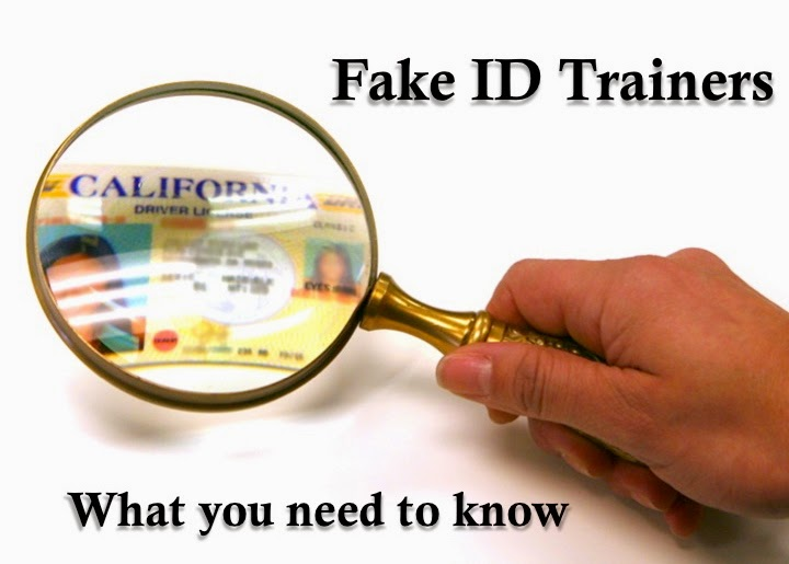 Fake ID Trainers