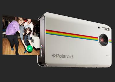 Camera - Digital Camera -  Instant Digital Camera - Polaroid -Polaroid Instant Camera z2300
