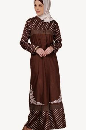 Model Baju Muslim Terbaru-2015