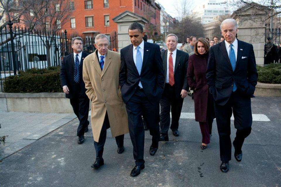 SAIC of PPD Vic Erevia President Obama
