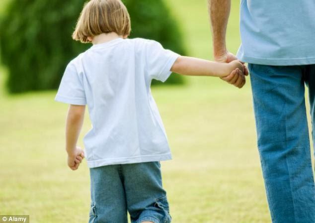 παιδί και πατέρας