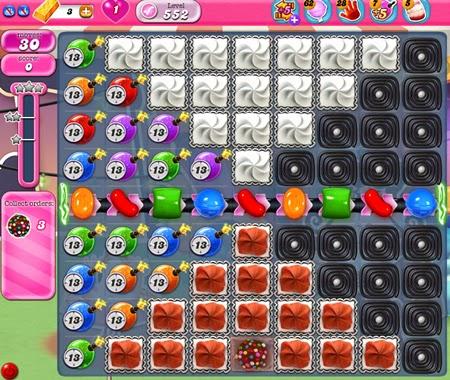 Candy Crush Saga 552