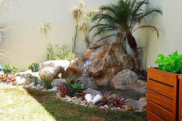 Ideas para dise ar un jard n con piedras vida l cida for Como disenar tu jardin