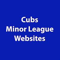 Cubs Minor League Websites