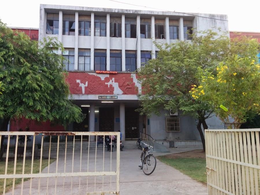 Shrimati Hansa Mehta Library