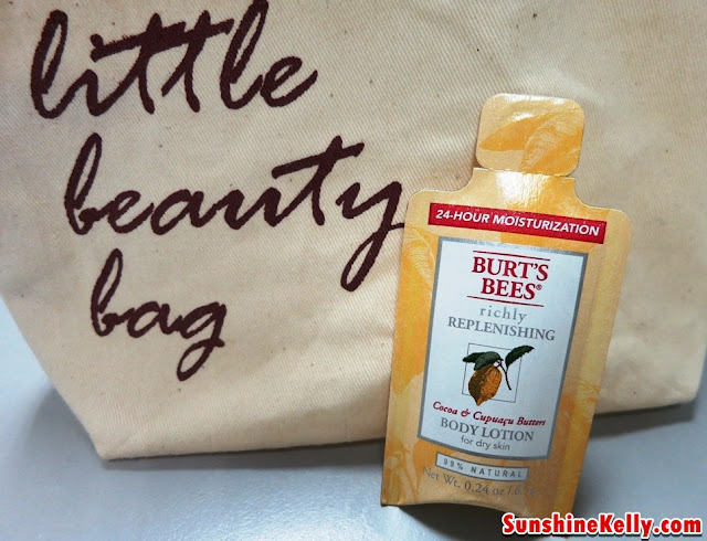 Burt's Bees Richly Replenshing Cocoa & Cupuacu Butters Body Lotion