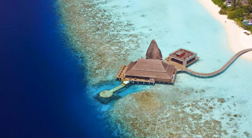 Anantara Kihavah Villas Maldives