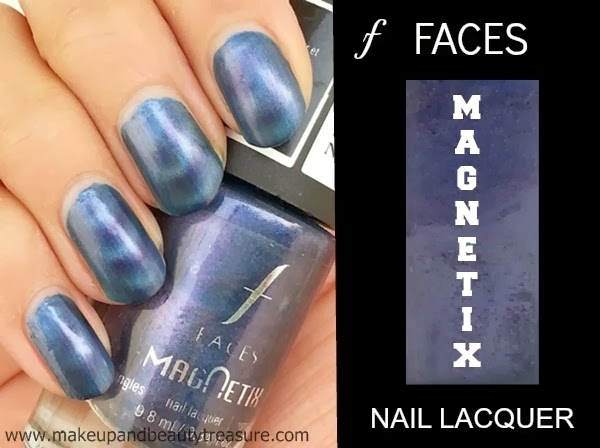 Faces Cosmetics Magnetix Nail Lacquer