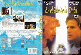 Caratula: Al filo de la duda (TV) (DVD 2)