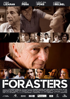 Ver online: Forasters (Forasteros) 2008
