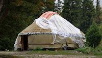 yurt khirghistan