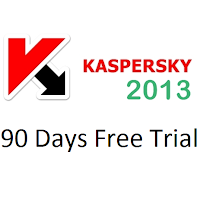 Kaspersky Antivirus 2013 - 90 Days Trial Download