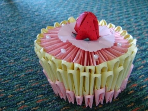Origami Birthday Cake Craft Ideas And Art Projects