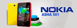 NOVO NOKIA ASHA 501