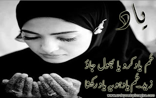 bhool yaad poetry