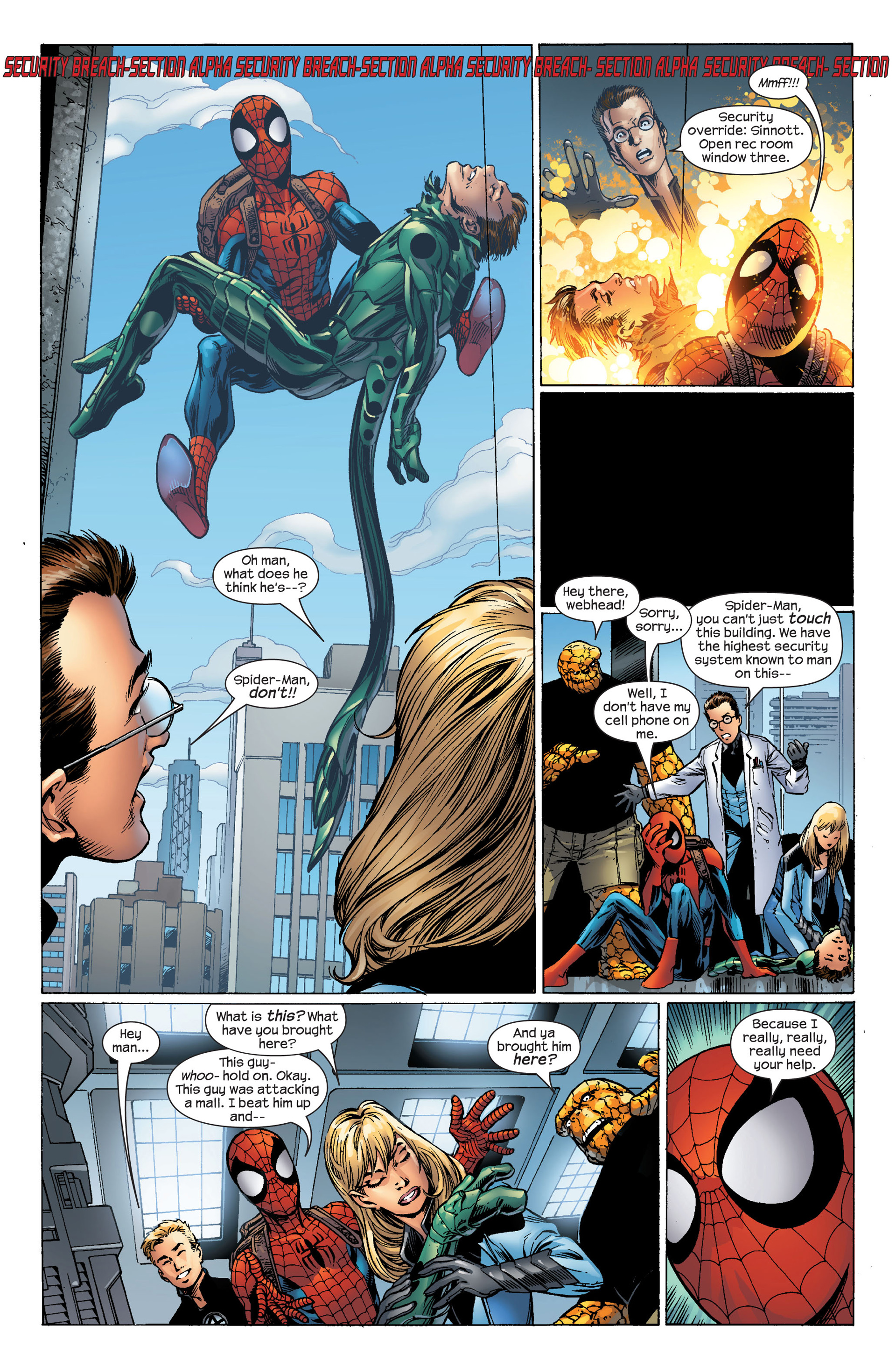 Ultimate Spider-Man (2000) Issue #98 #102 - English 3