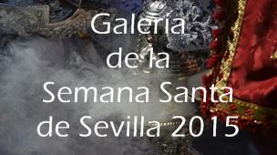 Galería de la Semana Santa de Sevilla 2015