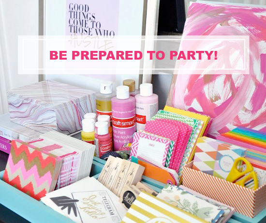 IHeart Organizing: UHeart Organizing: Be Prepared To Party