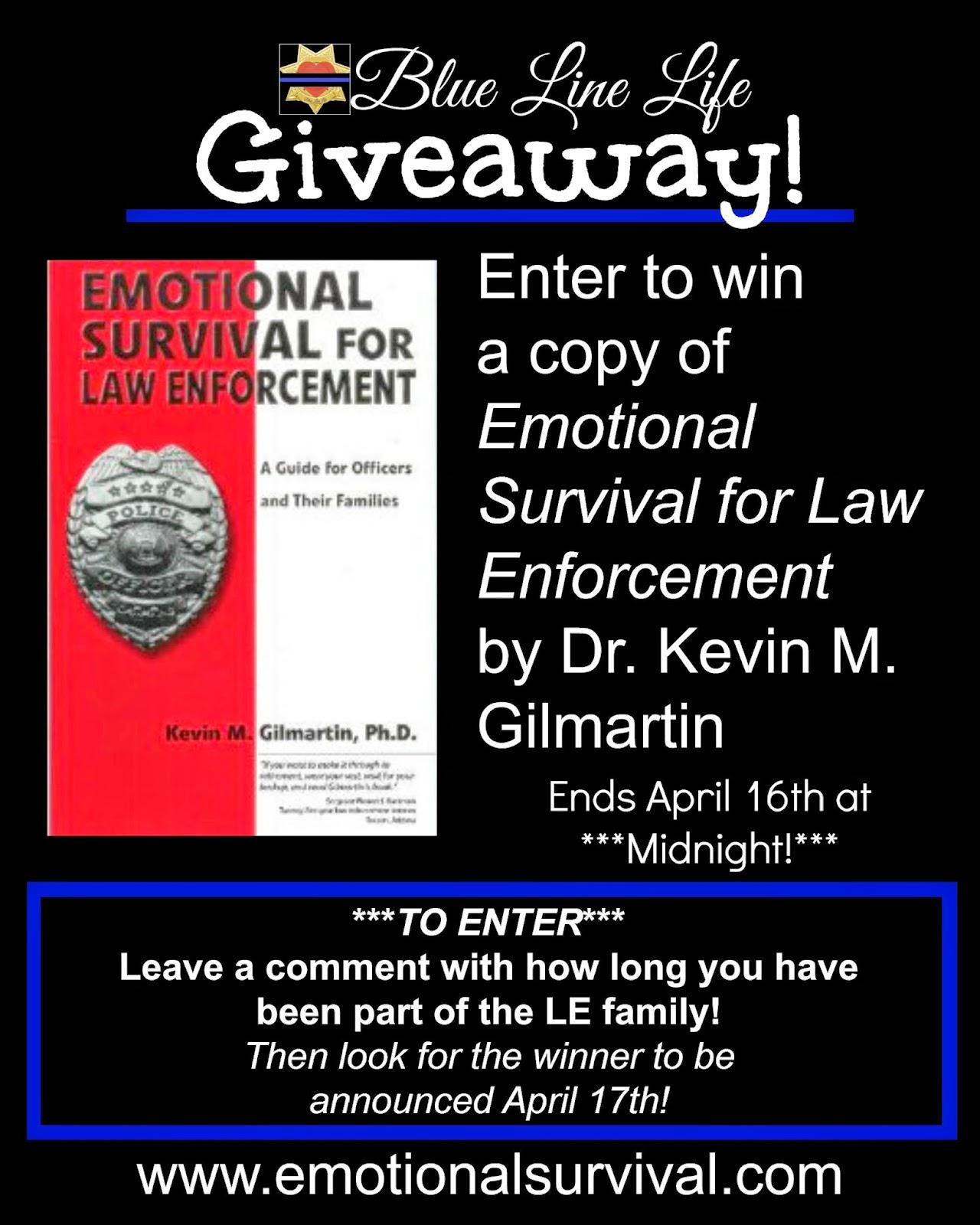 emotional survival for law enforcement 2