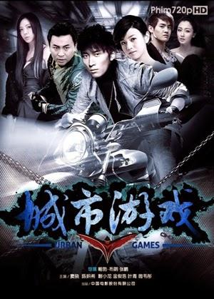 Urban Games 2014 poster