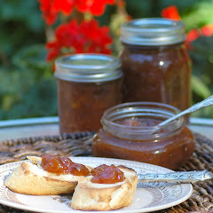 Orange and Spice Fig Jam