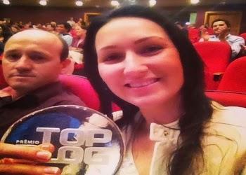 1º Lugar Prêmio Top Blog Brasil