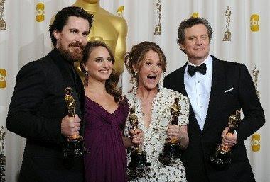 Pemenang Oscar 2011