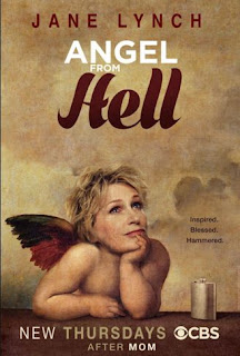 Angel from Hell Temporada 1 Poster