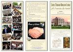 """Pliant de prezentare a Liceului Teologic Romano-Catolic """"Sf. Francisc de Assisi"""" din Roman-pagina 1"""