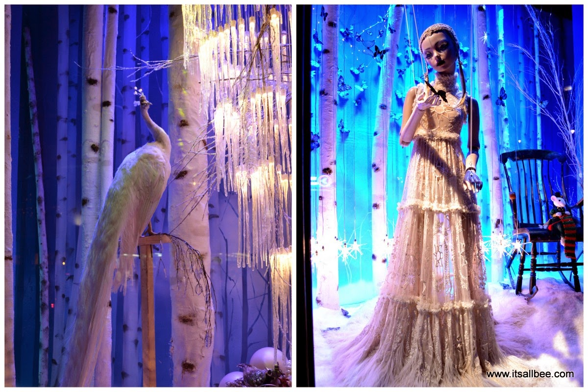 Harrods Christmas Display