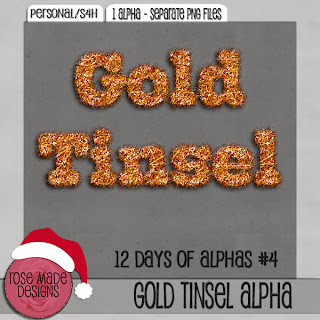 12 Days of Alphas - Freebie #4