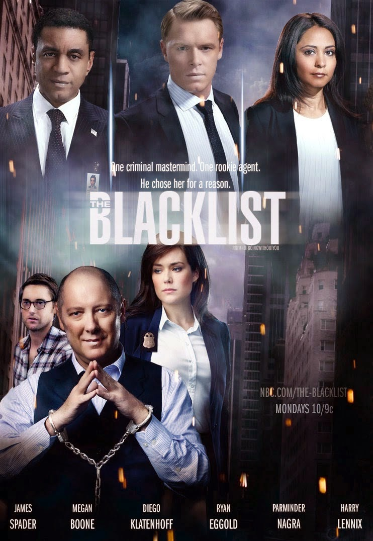 Phim Bản Danh Sách Đen 2-The Blacklist Season 2