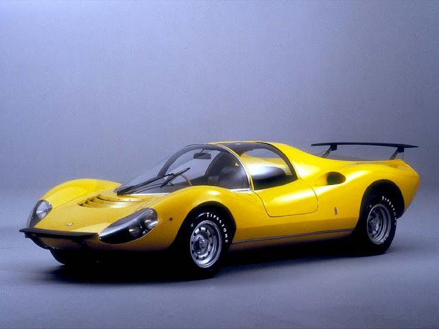 Ferrari Classic Car