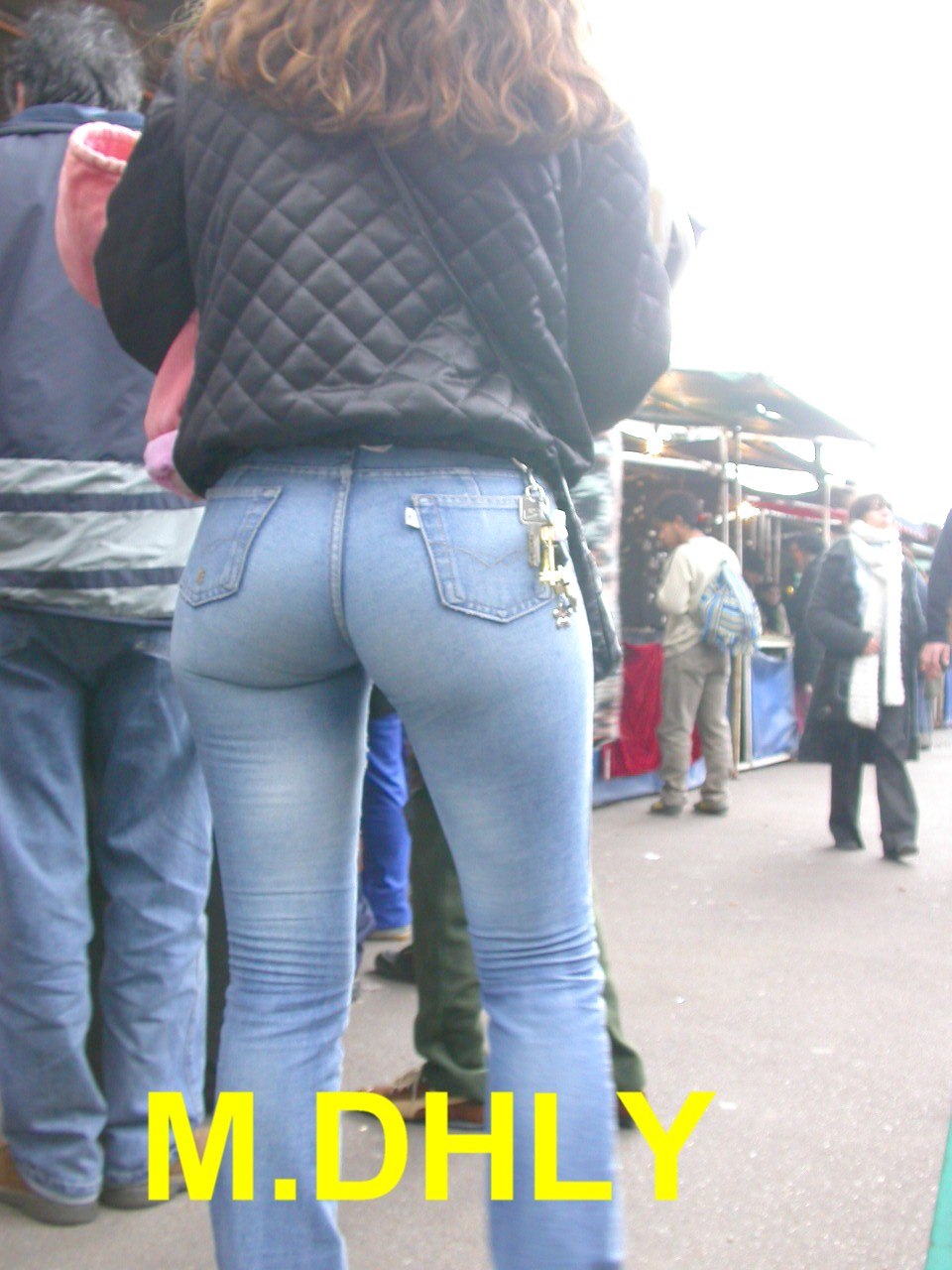 Ass In Tight Jeans Pics