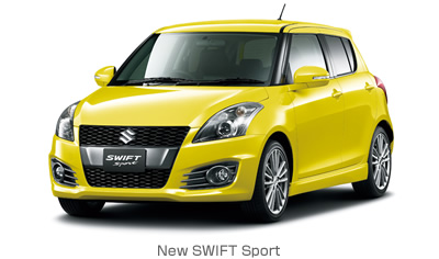 Suzuki SWIFT Sport - Subcompact Culture