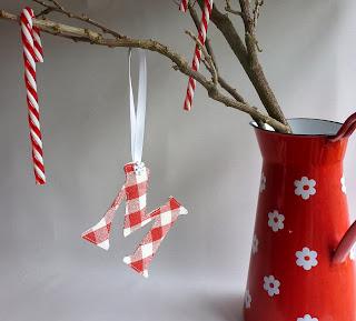 Colgantes Decorativos, Navidad