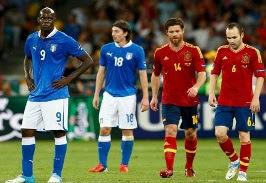Hasil Spanyol vs Italia , Hasil Spanyol vs Italia Final Euro 2012 , Hasil Spanyol vs Italia Final Euro 2012 Tadi Malam