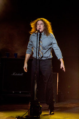 weird al, yankovic, mandatory tour, mandatory fun, majestic theatre, san antonio, concert, lisa on location photography