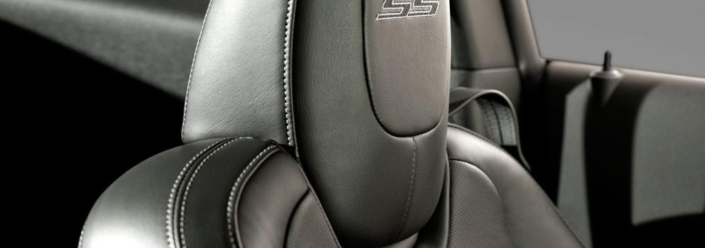 car in Chevrolet Camaro SS 2013