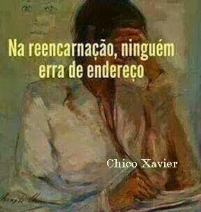 Reencarnação!!!!