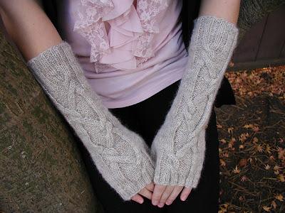 Schema a maglia gratuito in italiano guanti