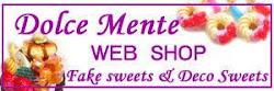Online Shop of Sweets Deco