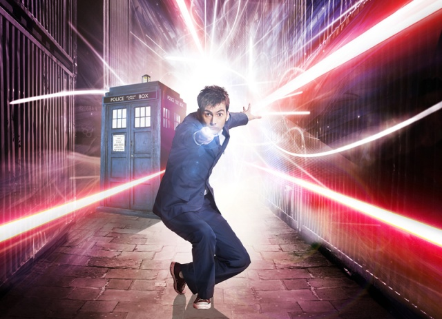 DoctorWho aka The Doctor