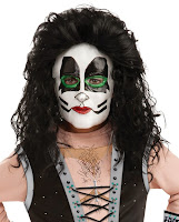 KISS - Catman Wig (Child)