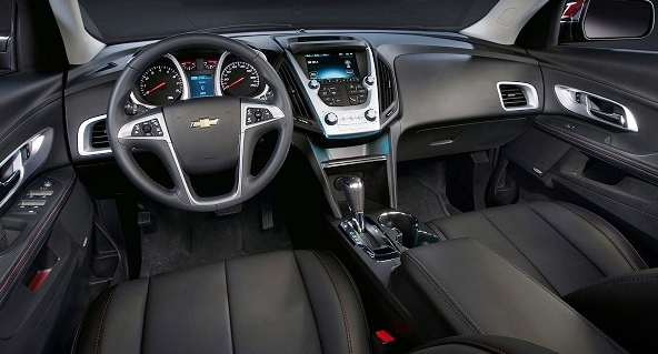 2017 Chevy Equinox Redesign Automotive Dealer