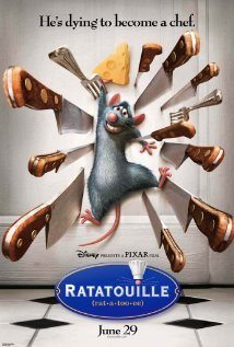 Ratatouille (2007) BluRay 720p 600MB
