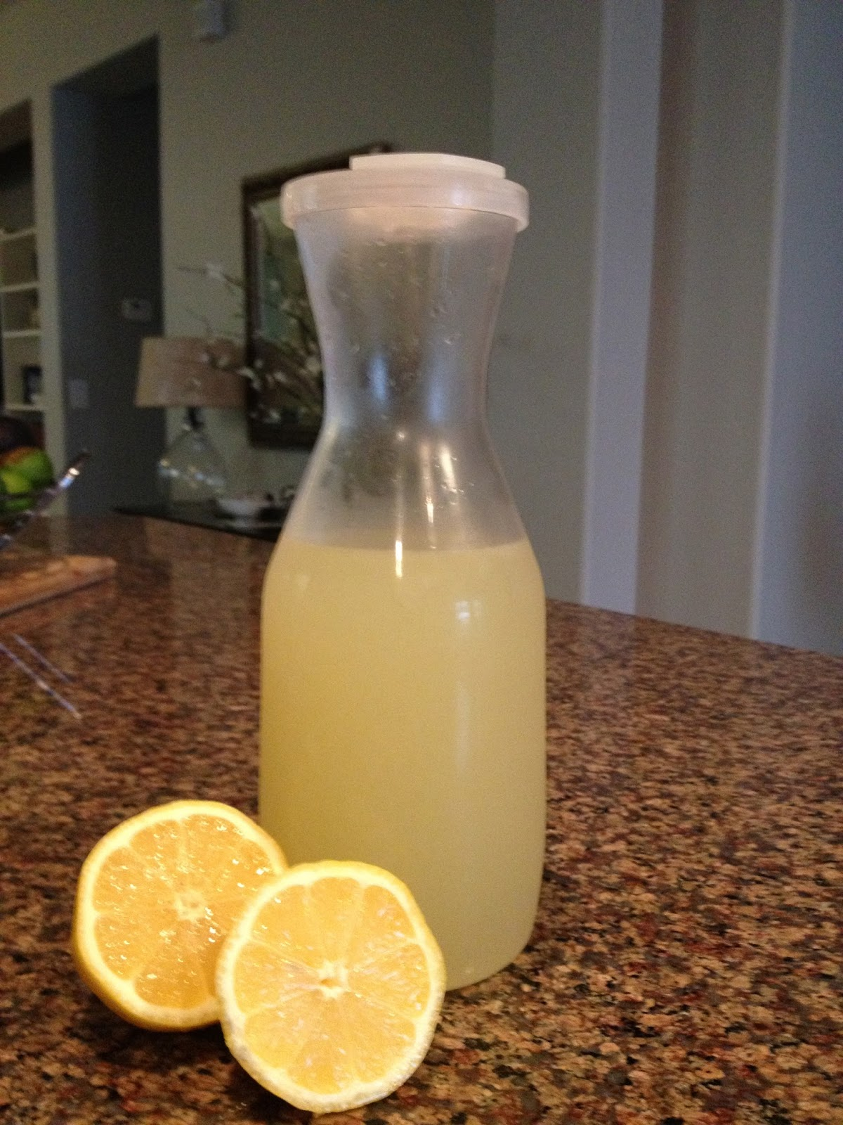 Easy homemade lemonade recipe