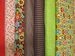 Fabric! New Fabric!