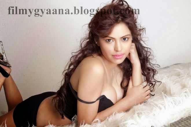 Actress Devshi Khanduri Hot Bikini Spicy Photoshoot